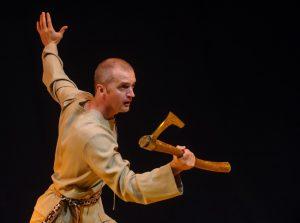 """KARAVĪRS Rīgā. Dejas teātris """"Zvaigžņu AkA"""" @ Rīgas Tirdzniecības tehnikums"""