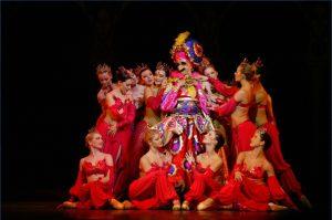 KORSĀRS. Latvijas Nacionālā opera un balets @ Latvijas Nacionālā opera un balets