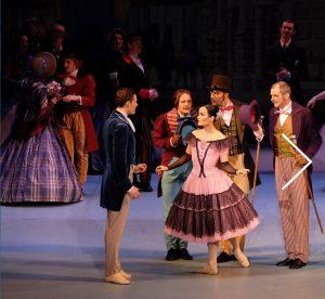 PIE ZILĀS DONAVAS. Latvijas Nacionālā opera un balets @ Latvijas Nacionālā opera un balets