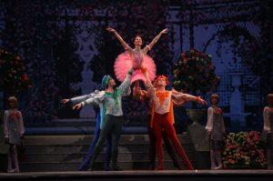 APBURTĀ PRINCESE. Latvijas Nacionālā opera un balets @ Latvijas Nacionālā opera un balets