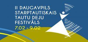 II DAUGAVPILS STARPTAUTISKAIS TAUTU DEJU FESTIVĀLS. Atklāšanas koncerts @ Daugavpils Kultūras pils