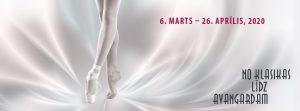 """Starptautiskais baleta festivāls """"No klasikas līdz avangardam"""". ATKLĀŠANAS KONCERTS @ Rīgas Starptautiskajā dzelzceļa stacijā pie T/C """"Origo"""""""