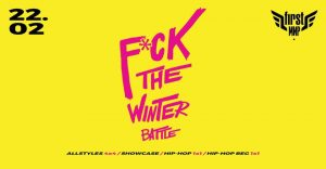 "F*CK THE WINTER BATTLE. Ghetto Dance @ Klubs ""FIRST MIR"""