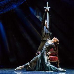 KRIEVU HAMLETS. Borisa Eifmana Valsts akadēmiskā baleta teātra balets @ Latvijas Nacionālā opera un balets