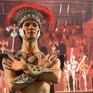 SPARTAKS. Maskavas Valsts akadēmiskā baleta teātra balets @ Latvijas Nacionālā opera un balets