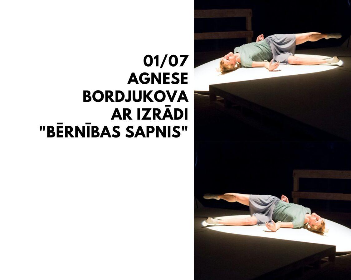 "Agnese Bordjukova ""Bērnības sapnis"""