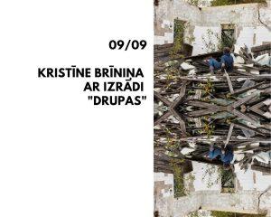 """DRUPAS. Tallinas ielas kvartāla """"Laikmetīgā trešdiena"""" @ Tallinas ielas kvartāls"""