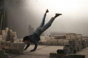 DRUPAS. Procesuālās dejas izrādes pirmizrāde Liepājā