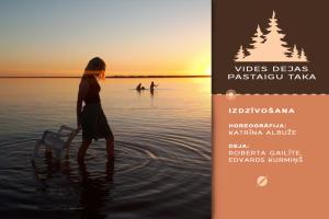 """Festivāla """"Vides deja"""" Pastaigu taka @ Līgatnes Tūrisma informācijas centrs"""